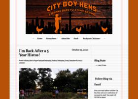cityboyhens.com