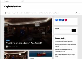 citybussimulator.com