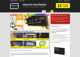 citycardmanchester.co.uk
