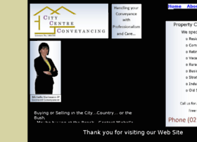citycentreconveyancing.com