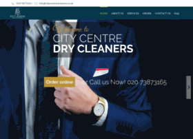 citycentredrycleaners.co.uk