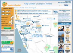 citycentreliverpoolhotels.co.uk