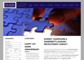 citycentrerecruitment.co.uk