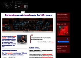 citychoir.org.uk