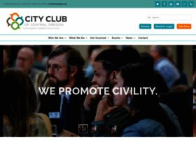 cityclubco.org