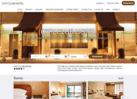 cityclubhotel.com
