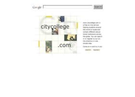 citycollege.com