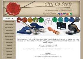 citycoseals.co.uk