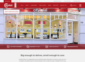 citydealestates.co.uk