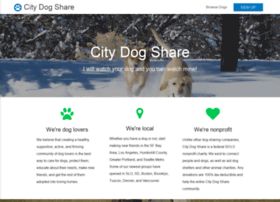 citydogshare.org