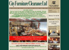 cityfurnitureclearance.co.uk