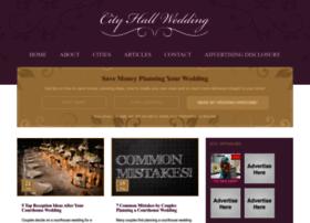 cityhall.wedding