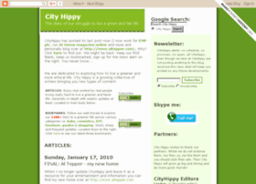 cityhippy.blogspot.com