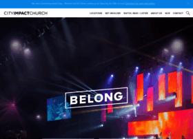 cityimpactchurch.com