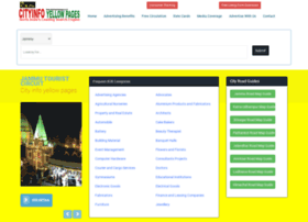 cityinfoyellowpages.co.in