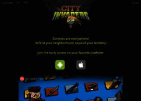 cityinvaders.com