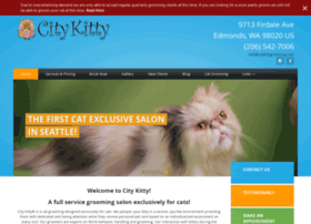 citykittygrooming.com