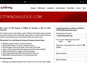 cityknowledge.com