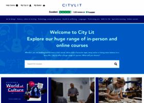 citylit.ac.uk
