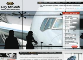 cityminicab.com