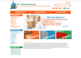 citymovingboxes.com