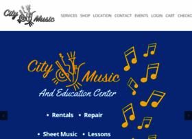 citymusicstl.com