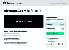 citynepal.com