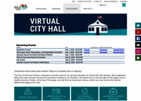 cityofamericancanyon.org