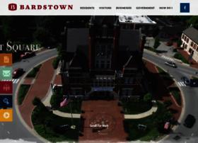 cityofbardstown.org