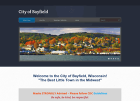 cityofbayfield.com