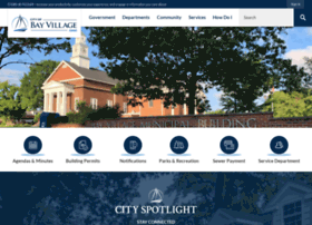 cityofbayvillage.com