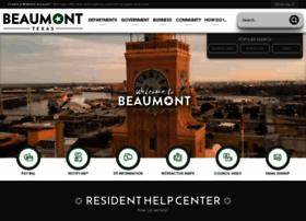 cityofbeaumont.com