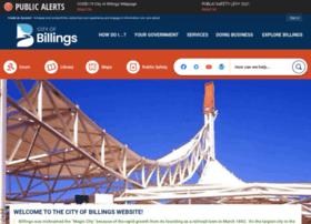 cityofbillings.net