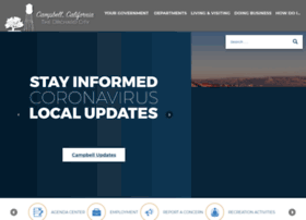 cityofcampbell.com