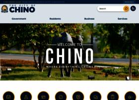 cityofchino.org