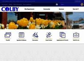 cityofcolby.com