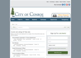 cityofconroe.applicantpro.com