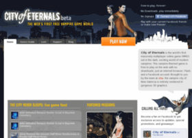cityofeternals.com
