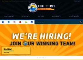 cityoffortpierce.com