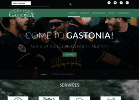 cityofgastonia.com
