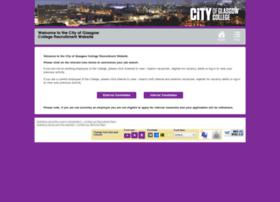 cityofglasgowcollege.engageats.co.uk