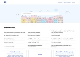 cityofharrisburg.zendesk.com