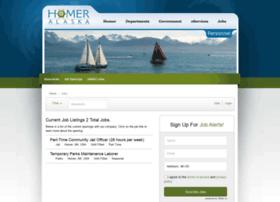 cityofhomerak.applicantpro.com