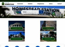 cityofhomestead.com