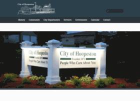 cityofhoopeston.com