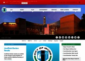 cityofirvine.org