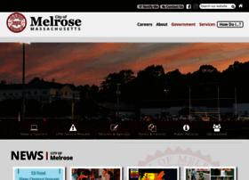 cityofmelrose.org