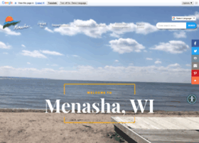 cityofmenasha-wi.gov