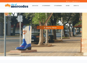 cityofmercedes.com