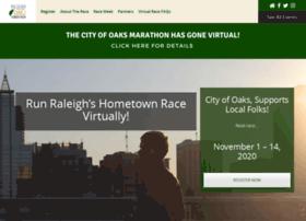 cityofoaksmarathon.com